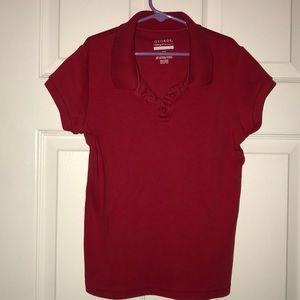 Girls Polo Shirts 3/$10 SCHOOL UNIFORM Sz 10/12